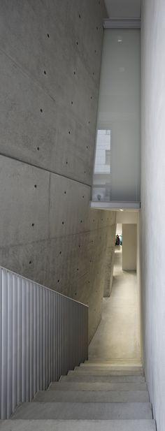 Duvetica Showroom, Milan, 2014 - Tadao Ando Architect & Associates