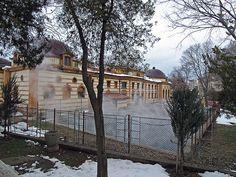 Cifte Hamam (Double Bath) mineral bath in Kyustendil,