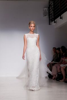 Christos Bridal Spring 2013. obsessed with this dress