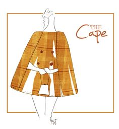 Shop the Chicest Capes of the Season