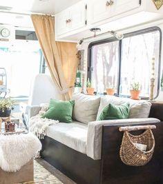70 Awesome RV Living Interior Decor Ideas On A Budget