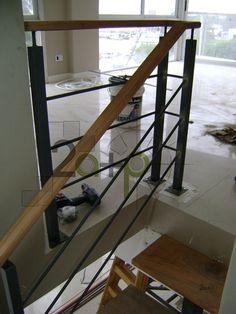 escaleras de hierro buscar con google