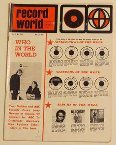 Record World Magazine (5-13-67)