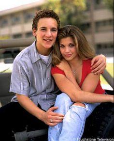 Cory and Topanga forever!!