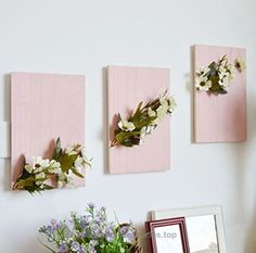 WOOD MEETS COLOR Handmade Wall Flower Decoration for Home, Living Room, Bedroom, 3 pieces (Pink)  Check It Out Now     $19.95    Distinguished customers, Thanks for purchasing the product of Wood Meets Color. The creative wall artificial flower d ..  http://www.handmadeaccessories.top/2017/03/16/wood-meets-color-handmade-wall-flower-decoration-for-home-living-room-bedroom-3-pieces-pink/