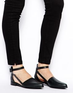 ASOS MADHOUSE Pointed Shoes