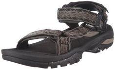 TEVA Men's Terra Fi 3 Sandals, Brown, US10 Teva. $39.99