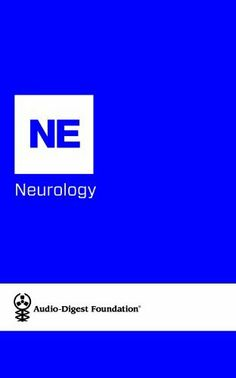 Neurology: Highlights from The Comprehensive Approach to Dementia (Audio-Digest Foundation Neurology Continuing Medical Education (CME).) by Audio Digest, http://www.amazon.com/dp/B0098MFV28/ref=cm_sw_r_pi_dp_MOZasb1MM1BY4