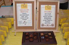Risa Chocoalates truffles and pralines Truffles, Chocolates, Frame, Home Decor, Picture Frame, Decoration Home, Room Decor, Chocolate, Truffle