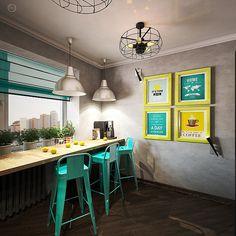 Дизайн интерьера квартир в Москве | dp-Interior