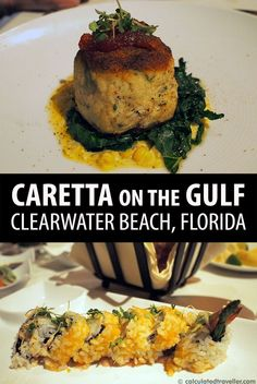 Dining at Caretta on the Gulf is the most elegant of affairs. Located within The Sandpearl Resort on Clearwater Beach, Caretta on the Gulf is the only AAA Four-Diamond restaurant in Clearwater Florida.