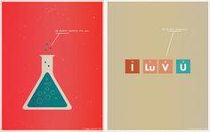 nerd alert. loving these prints. $45 each from here: http://www.etsy.com/shop/NerdyDirty