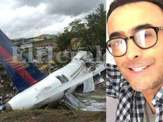 Adal Ramones revela que pudo ser una víctima del fatídico vuelo 390 de TACA - Diario El Heraldo