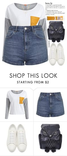"""i wish i could mend your heart and watch you grow to your fullest potential"" by exco ❤ liked on Polyvore featuring Topshop, Yves Saint Laurent, clean, casualoutfit, sporty, organized and gamiss"