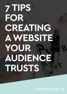 Build a website your audience trusts. What elements should you include on your website so that your visitors trust and purchase from you? Read this blog post to find out!