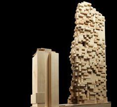 The Coral Tower - MVRDV