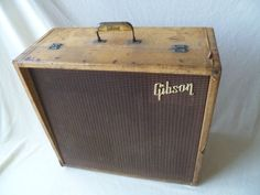 Vintage 1960 Gibson GA100 Tube Amplifier