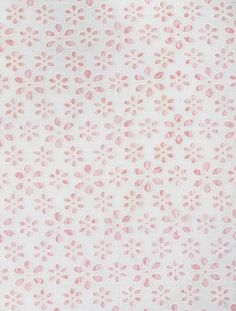 Doodle Collection-Burnout Knit Flower Pink Rayon Poly, , hi-res