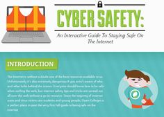 Cyber Safety: An Interactive Guide To Staying Safe On The Internet by opencolleges.edu.au