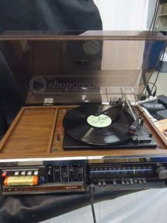 SONY HP-318 Record / AM / FM/ 8 Track Receiver