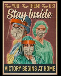 See more Coronavirus Outbreak' images on Know Your Meme! Nurse Art, Propaganda Art, Look Vintage, Arte Pop, Library Of Congress, Installation Art, Victorious, Art Drawings, Street Art