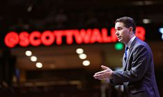 Republican Party's Scott Walker Crashes and Burns in Presidential Campaign