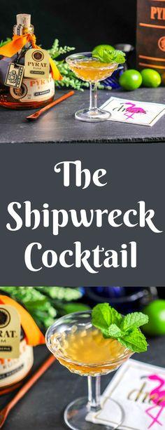The Shipwreck cockta