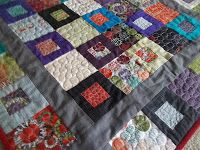 Sweet Boater Chick: Circle Meets Square in Square