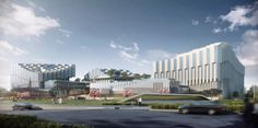 Gallery of Pei Partnership Architects Wins Competition for Nanhai Cultural Center - 4