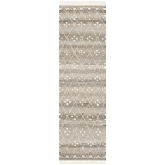 Shop for Safavieh Hand-Woven Natural Kilim Natural/ Ivory Wool Rug (2'3 x 12'). Get free shipping at Overstock.com - Your Online Home Decor Outlet Store! Get 5% in rewards with Club O! - 16767978