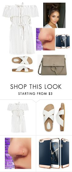 """""""Untitled #2874"""" by outfitstowear ❤ liked on Polyvore featuring Boohoo and SELECTED"""