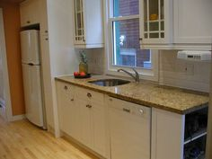 Kitchen Renovation Ideas for Galley