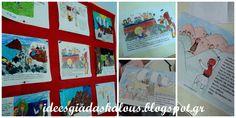 Ιδέες για δασκάλους:Χρωματιζουμε τα Ελληνάκια της Ε.Φακίνου! Primary School, Cover, Books, March, Upper Elementary, Libros, Book, Book Illustrations, Elementary Schools
