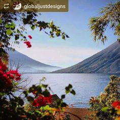 #Follow @globaljustdesigns: With love from #Lake #Atitlan #Guatemala #ILoveAtitlan #AmoAtitlan #Travel #Volcano #LakeAtitlan #LagoAtitlan #CentralAmerica http://OkAtitlan.com