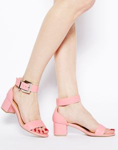 Image 4 of ASOS HARROW Heeled Sandals
