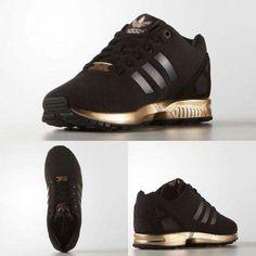 91293ad0351 pinterest Angels Adidas Zx Flux Black