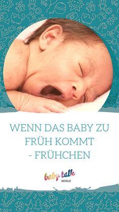 Wenn das Baby ein Frühchen ist