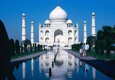 Taj Mahal: Wonderful Places to See in India Tours