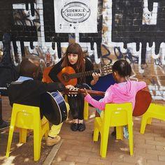 Sidewalk Sessions | Joburg | photo Cathy O'Clery Sidewalk, Side Walkway, Walkway, Walkways, Pavement