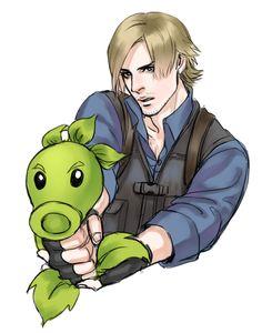 Leon S. Kennedy - Resident Evil 6