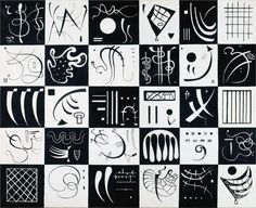 Thirty, 1937 by Wassily Kandinsky (serigraph) Wassily Kandinsky, Kandinsky Prints, Keith Haring, Henri Matisse, Abstract Words, Abstract Art, Abstract Painters, Geometric Painting, Abstract Shapes