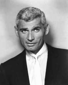Jeff Chandler (December 15, 1918 – June 17, 1961) was an American film actor and singer in the 1950s, best remembered for playing Cochise in Broken Arrow (1950), and for being one of Universal International's most popular male stars of the decade. Died age 42 - vascular surgical error