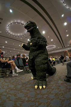 All sizes | g-fest 2013 costume parade — godzilla | Flickr - Photo Sharing!
