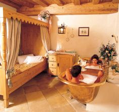 Wellnessresidenz Schalber Serfaus-Fiss-Ladis / Tirol - Kaiserbad Wellness Spa, Advent, Home Decor, Beautiful Hotels, Vacation, Working Holidays, Viajes, Decoration Home, Room Decor