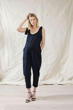 1cceda2116e Beyond Nine. Maternity FashionMaternity StyleSnugBumpOrganic  CottonOverallsNormcoreTieStylish