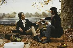 Paul & Ringo from Paul's movie Give My Regards to Broad Street