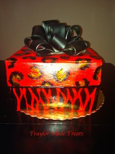 Sexy cake!