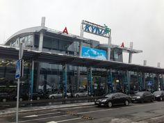 Аеропорт «Київ» (Жуляни) / Kyiv Zhuliany Airport (IEV) in Київ, м. Київ