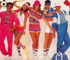Best Fashion Look : Hang Ten, Glamour magazine, December 1980s Fashion Trends, Fashion Models, 80s And 90s Fashion, Retro Fashion, Vintage Fashion, Fashion Outfits, Vintage Outfits, Retro Outfits, Hip Hop Outfits