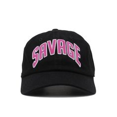 Stasera Savage Dad hat  ||  The Vintage Fitted Polo Cap snug fit 6-panel, unconstructed  baseball cap  Vintage Washed Pre-curved Bill High Crown Size: One size fits most Color: Black/Pink  https://www.mymallmetro.com/products/stasera-savage-dad-hat?utm_campaign=crowdfire&utm_content=crowdfire&utm_medium=social&utm_source=pinterest